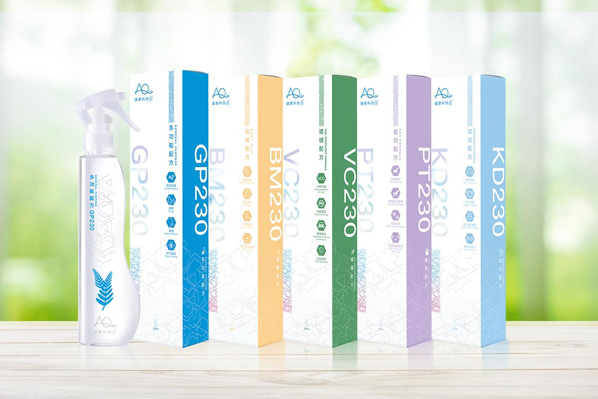 愛護環境,AQ Bio消毒殺菌噴霧、殺菌達99.9999%, 對抗濕疹,暗瘡,皮膚敏感,念珠菌,鼻敏感,喉嚨痛, 助皮膚修護細胞, 產生抗菌能